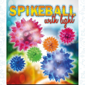 V 50 E 50mm Spikeball With Light