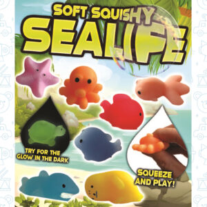 V 52 I Soft Squishi Sealife