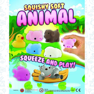 Soft Animal Navulling Toystation